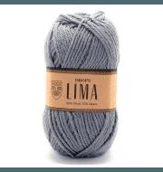 Пряжа DROPS Lima Цвет.8465 Стальной
