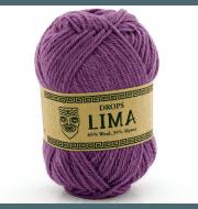 Пряжа DROPS Lima Цвет.4088 Черничный