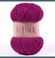 Пряжа DROPS Lima Цвет.5820 Темный цикламен