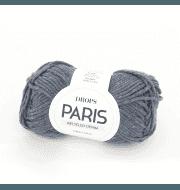 Пряжа DROPS Pаris Цвет. 103 Темный джинс