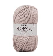 Пряжа DROPS Big Merino Цвет.19 Светло-бежевый