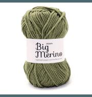 Пряжа DROPS Big Merino Цвет.13 Светло-оливковый