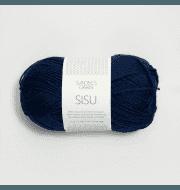 Пряжа SANDNES GARN Sisu Цвет.5575 т.синий