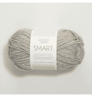 Пряжа SANDNES GARN Smart Цвет.1032 Св.Серый