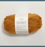 Пряжа SANDNES GARN Smart Цвет.2527 горчица
