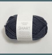 Пряжа SANDNES GARN Smart Цвет.6162 Маренго