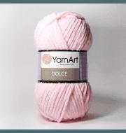 Пряжа YarnArt Dolce Цвет. 750 Розовый