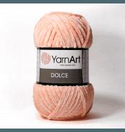 Пряжа YarnArt Dolce Цвет. 764 Пудра