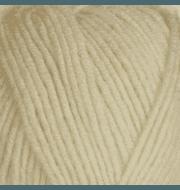 Пряжа YarnArt Merino De Luxe Цвет.502 Сливочный