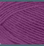 Пряжа YarnArt Merino De Luxe Цвет.560 Фиалковый