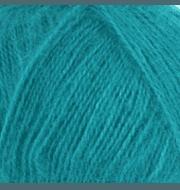 Пряжа Nako Mohair delicate Nako Цвет.6143 Св. морская волна