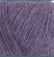 Пряжа Nako Mohair delicate Nako Цвет.6149 Пыльная сирень