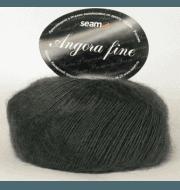 Пряжа Seam Angora Fine Цвет.195212 мор.водоросли