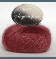 Пряжа Seam Angora Fine Цвет.181438 Брусника