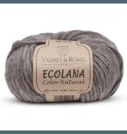 Пряжа Valeria di Roma Ecolana Цвет.061 Серый