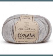 Пряжа Valeria di Roma Ecolana Цвет.064 Серый