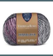 Пряжа Valeria di Roma Himalaya Цвет.260 св.роз.роз.серый мел.