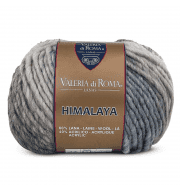 Пряжа Valeria di Roma Himalaya Цвет.280 Бел.сер.беж.серый мел