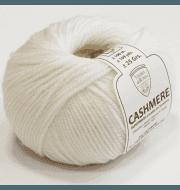 Пряжа Valeria di Roma Cashmere Цвет.003 Молочный