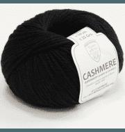 Пряжа Valeria di Roma Cashmere Цвет.999 Черный