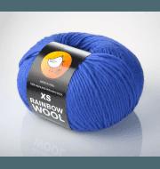 Пряжа RAINBOW BIRD XS RAINBOW WOOL Цвет.Ultramarine