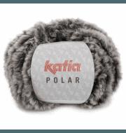 Пряжа Katia Polar Цвет.1128.85 серобеж.