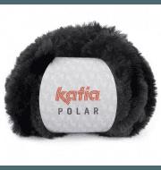 Пряжа Katia Polar Цвет.1128.87 черный