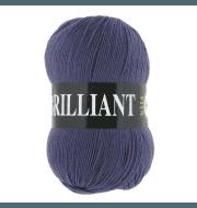 Пряжа VITA Brilliant Цвет.4982 Джинс