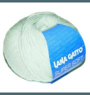 Пряжа Lana Gatto SUPER SOFT цвет.05281 ментол