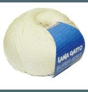 Пряжа Lana Gatto SUPER SOFT Цвет.00978 белый