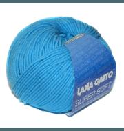 Пряжа Lana Gatto SUPER SOFT Цвет.05283 василек