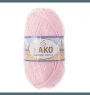 Пряжа Nako Bambino Marvel Цвет.9033 Розовый