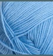 Пряжа Пехорка Детская объёмная Цвет.05 Голубой