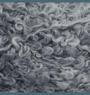 Пряжа Пехорка Буклированная Цвет.1116 М св.серый мел.