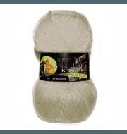Пряжа Color City Angora кролик Цвет.2503 Светло-бежевый