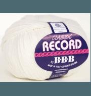 Пряжа BBB Filati Record Цвет.0100 Белый
