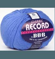 Пряжа BBB Filati Record Цвет.6664 голубой