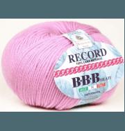 Пряжа BBB Filati Record Цвет.8997 Сирень