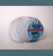 Пряжа BBB Filati Record Цвет.9501 Серебро
