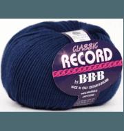 Пряжа BBB Filati Record Цвет.9509 синий