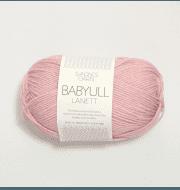 Пряжа SANDNES GARN Babyull Lanett Цвет.4312 Pudderros/розовая пудра
