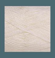 Пряжа YarnArt Angora Star Цвет.502 Молочный