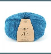 Пряжа DROPS Air Цвет. 11 Морской меланж