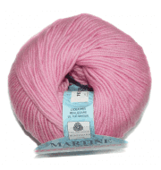 Пряжа BBB Filati Martine Цвет. 6823 Розовый