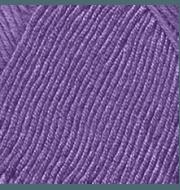 Пряжа Троицкая Бамбуковая Цвет.1312 Фиалка