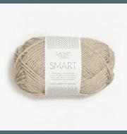 Пряжа SANDNES GARN Smart Цвет.2641 Natur melert/св.фрез