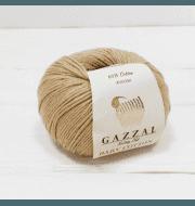 Пряжа GAZZAL Baby Cotton Gazzal Цвет.3424 Песочный