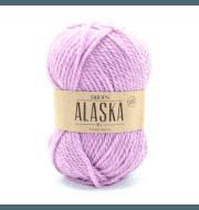 Пряжа DROPS Alaska Цвет.40m Grey pink/сер.розовый