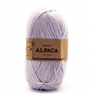 Пряжа DROPS Alpaca Цвет.4010 Light lavender/св.лаванда