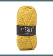 Пряжа DROPS Alaska Цвет.59 Lemon/лимон
